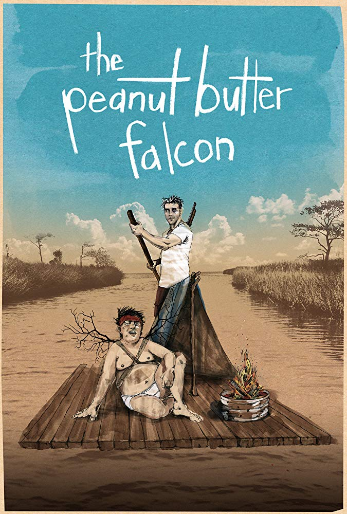 The Peanut Butter Falcon [2019] - Official movie poster