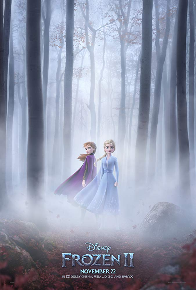 Frozen 2 [2019] - Official movie poster