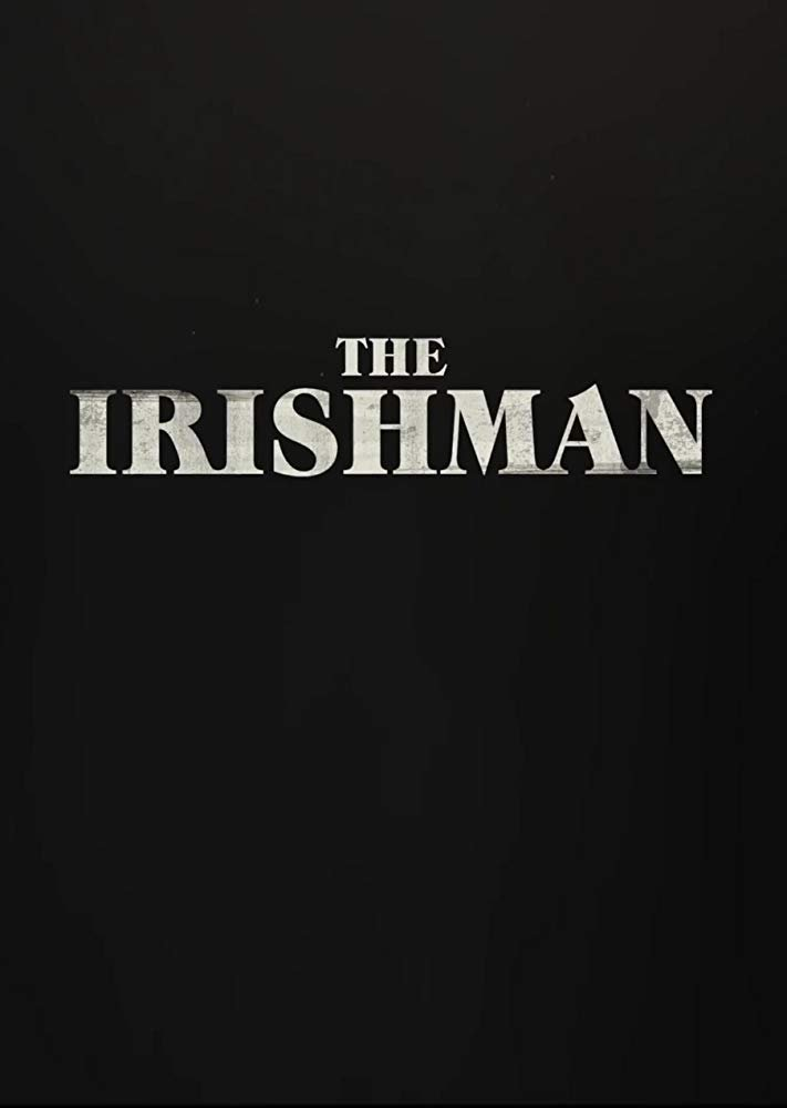 The Irishman [2019] - Official movie poster
