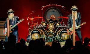ZZ Top @ MGM National Harbor in Oxon Hill, MD on October 25th, 2019