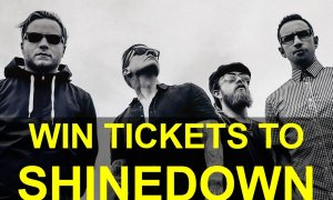 contest - abbotsford - win tickets to shinedown at abbotsford centre on october 16 2019
