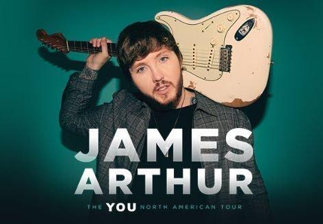 James arthur 2019