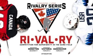 Rivalry Series: Canada vs. USA 2019