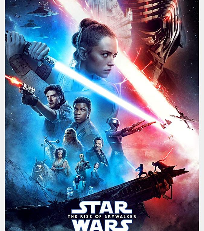 Star Wars: The Rise of Skywalker 2019 movie poster