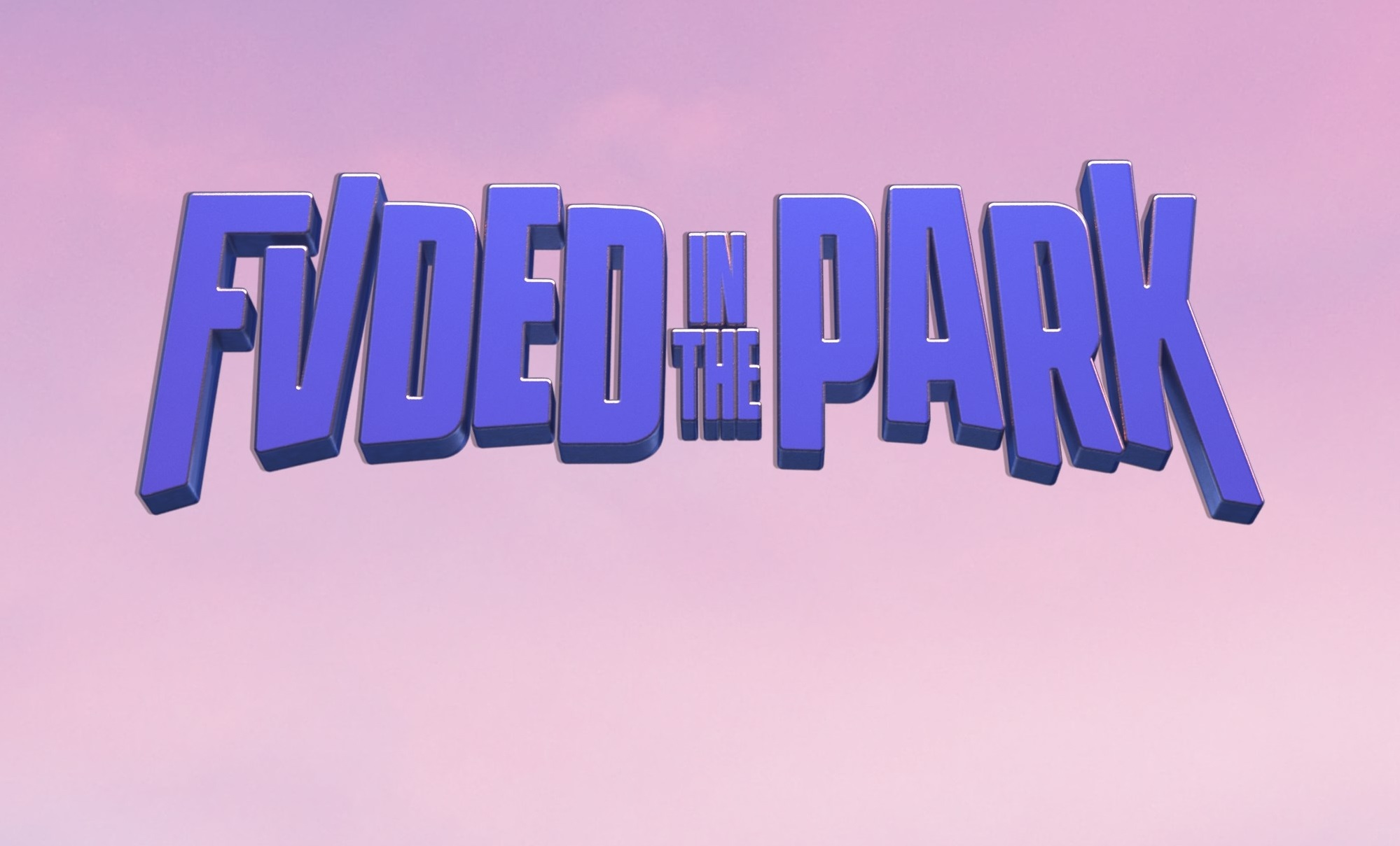 Fvded In The Park 2021 banner title text