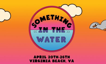Something In The Water 2020 banner titile ad graphic admat promo