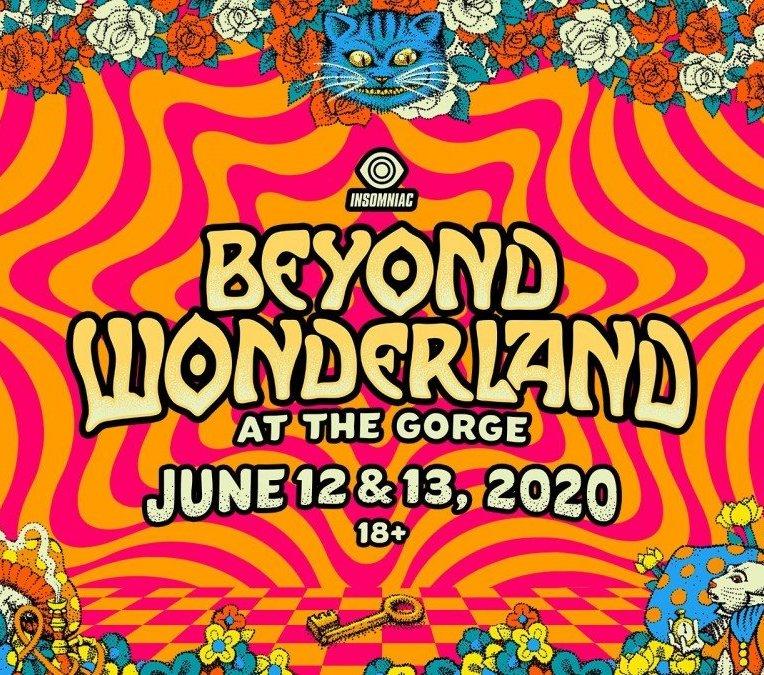 Beyond Wonderland 2020 @ The Gorge (George, WA)