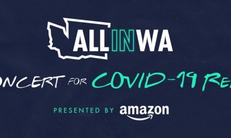 All In WA A Concert for COVID-19 Relief 2020 concert
