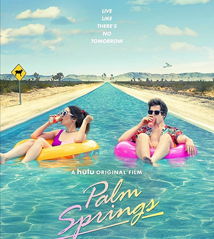 Palm Springs 2020 movie poster cover