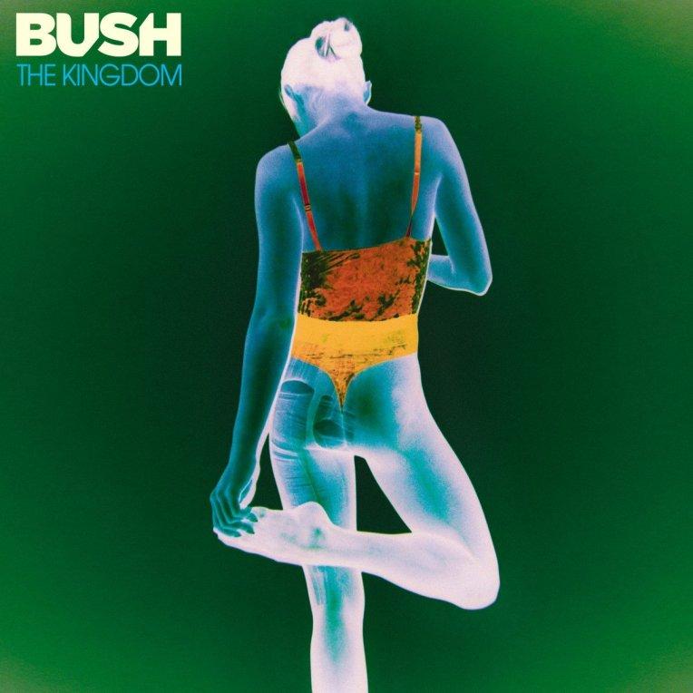 bush album the kingdom cover art 2020