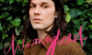 "James Bay Shares New Single ""Chew On My Heart"" 2020 promo image"