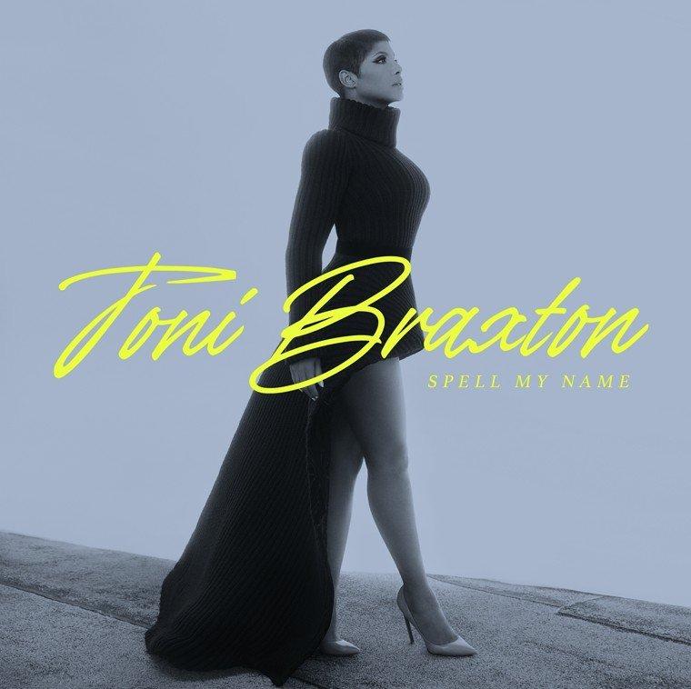 "Toni Braxton New Album ""Spell My Name"" acover 2020"