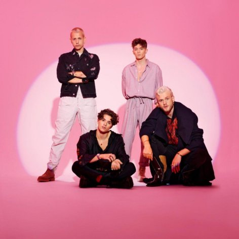"""The Vamps Return With New Single """"Married In Vegas"""" 2020"""