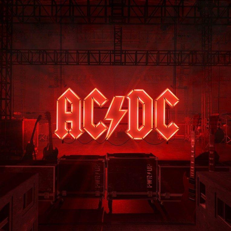 ac/dc power up album cover 2020