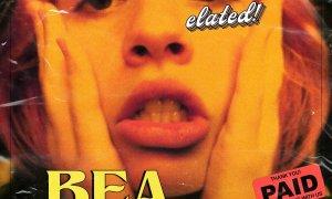 Bea Miller 2020 album elated cover art poster