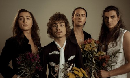 greta van fleet 2020 promotional image photo