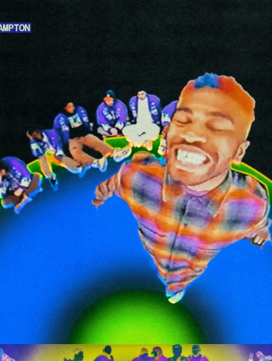 danny brown brockhampton buzzcut cover art poster 2021
