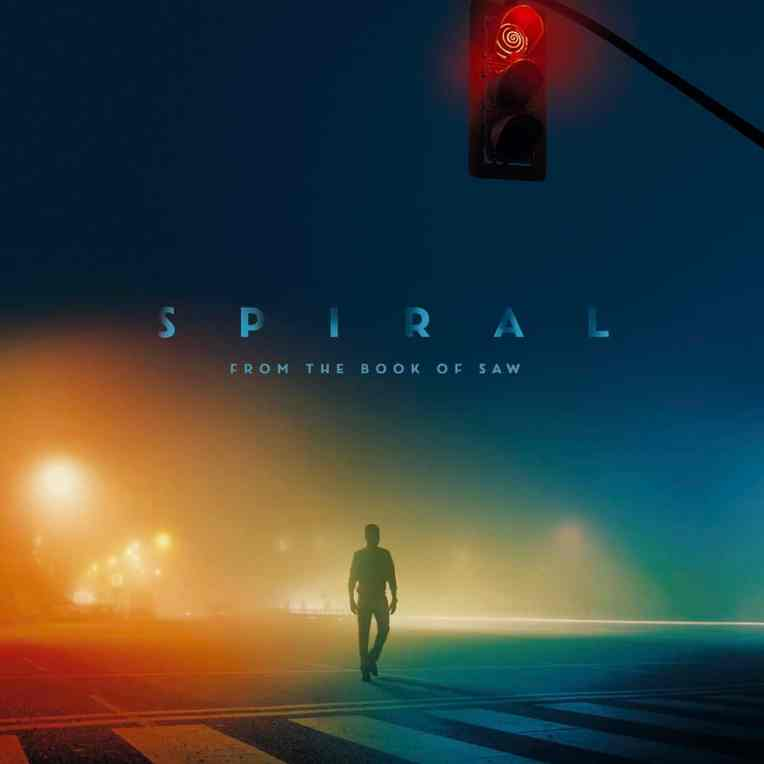 Spiral: From the Book of Saw 2021 movie poster cover art