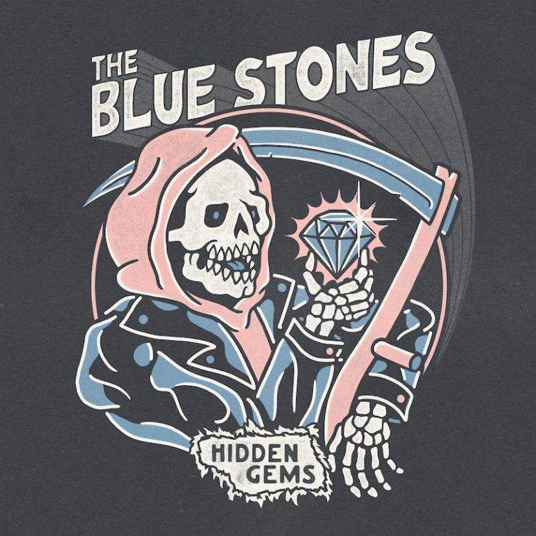 The Blue Stones Hidden Gems album cover art 2021