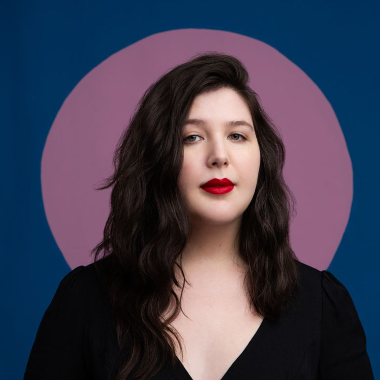 Lucy Dacus 2021 promo image