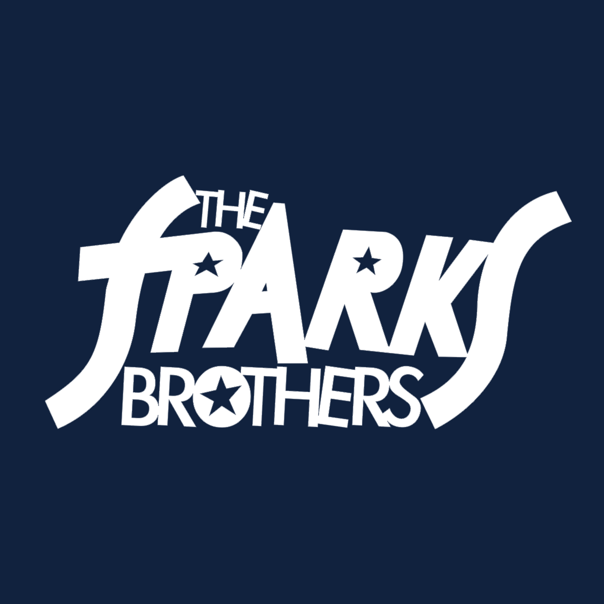 The sparks brothers 2021 text title image