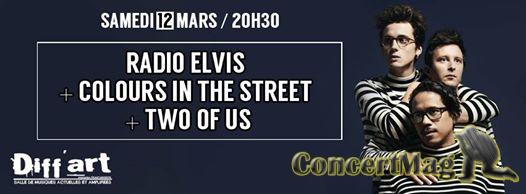 12742605 795319107246336 7863893367087838295 n - Two Of US + Radio Elvis + Colours in the Street au Diff'art de Parthenay