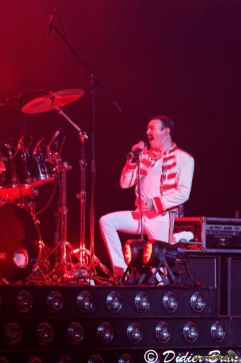 308A9225 - Freddie Mercury revit le temps d'une soirée à la salle Pleyel avec One night of Queen