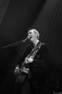 """04 Palladium chanteur NB - Matmatah, un retour rock à """"Plates coutures"""""""