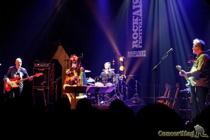 IMG 9887 DxO - Rock Aisne Festival à Chauny 1er avril 2017 avec en têtes d'affiches Nina Hagen et Chris Slade batteur d'AC/DC