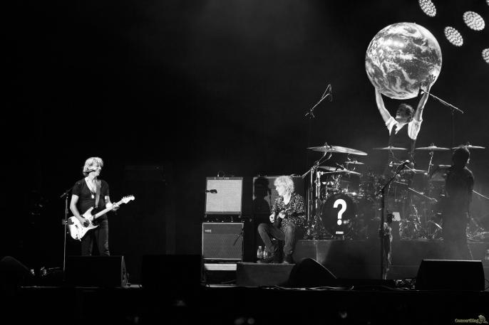 13 Les Insus boule 1 - Nuit de l'Erdre 2017 : et on monte le son !