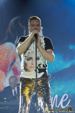 Erasure 6 - Robbie Williams fait le show à l'Accor Hôtels Arena