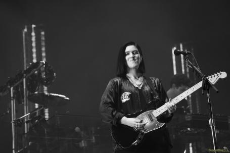 04 the xx smile - Rock en Seine, l'excentrique