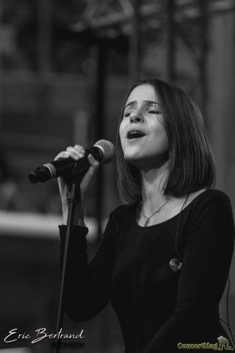 IMG 8524 2 - Marina Kaye offre un Showcase aux Forum des Halles