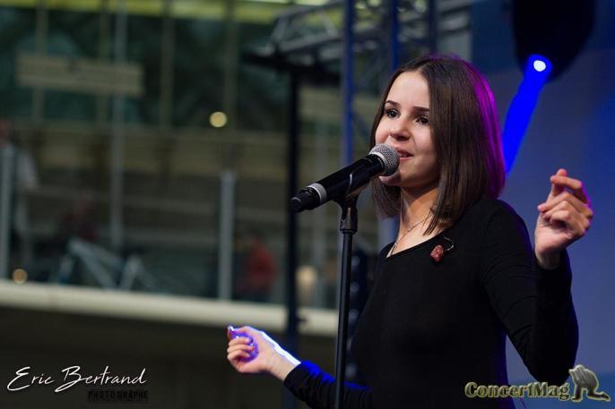 IMG 8542 2 - Marina Kaye offre un Showcase aux Forum des Halles