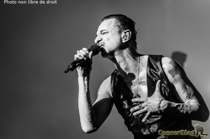 DSC6479 - Depeche Mode inaugure la Bordeaux Metropole Arena