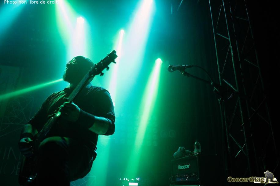 Nothing but Echoes - NANTES METAL FEST 2017