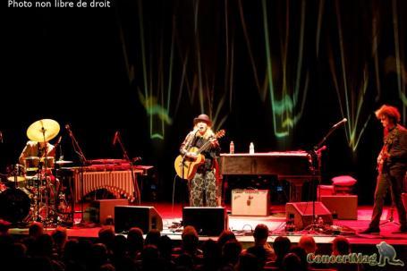 308A7396 DxO - Sur des Rythmes Jazz et Rhytm & Blues avec Rickie Lee Jones à La Cigale