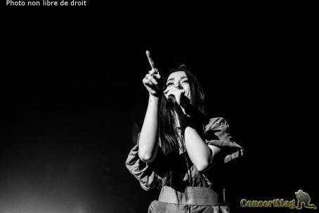 DSC8609 - Shaka Ponk offre un concert d'exception à l'AccorHotels Arena