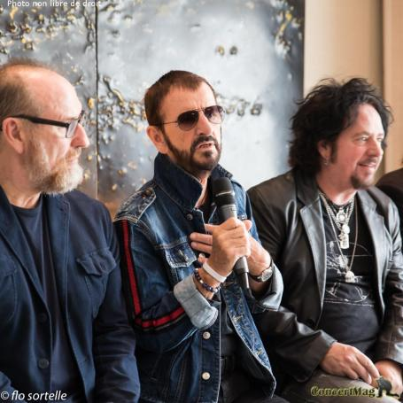 RS 3 - Ringo Starr ou une légende à Paris