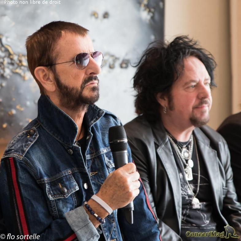 RS 5 - Ringo Starr ou une légende à Paris