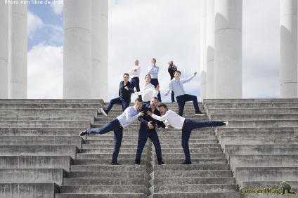 thumbnail Les compagnons8260 - Les Nouveaux Compagnons revisitent la chanson française