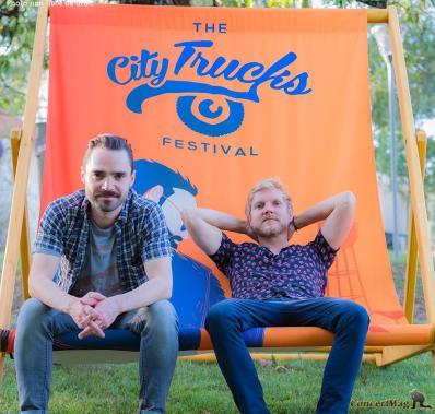 6 1 - festival City Trucks, La Pommeraye donne du plaisir à ses festivaliers