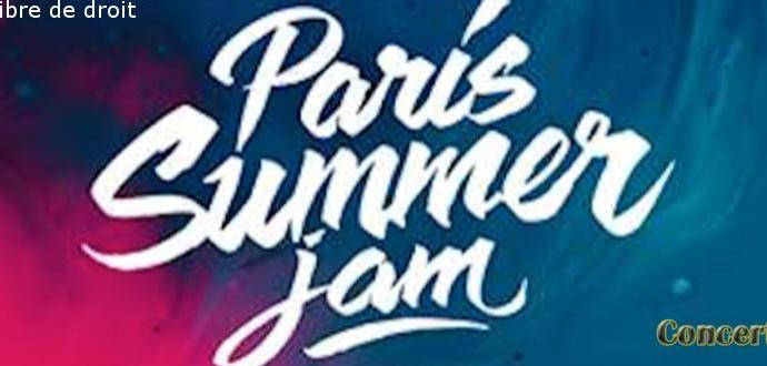 summer jam - LE PARIS SUMMER JAM FESTIVAL // IAM ET N*E*R*D