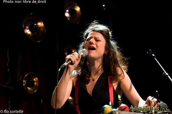 A Paceo Ermijazz 5 - Anne Pacéo ouvre la première édition du festival Ermi'Jazz