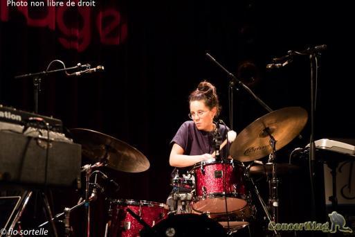 A Paceo Ermijazz 6 - Anne Pacéo ouvre la première édition du festival Ermi'Jazz