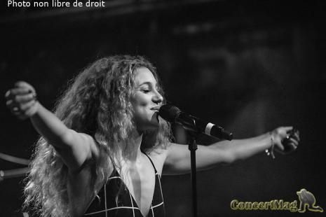 val 9 - De la Soul musique à Parthenay avec Kimberose