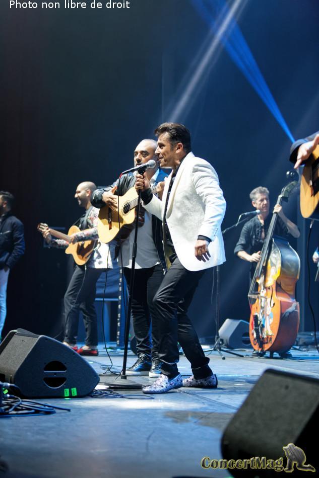 308A9822 DxO - 1978-2018 - 40 ans de Rock'N'Roll Les Forbans fêtent leur Anniversaire à l'Olympia