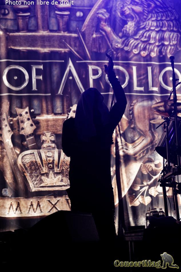 308A9850 DxO 1 - La salle de L'Elysée Montmartre raisonne encore des sons du groupe de metal progressif « Sons of Apollo »