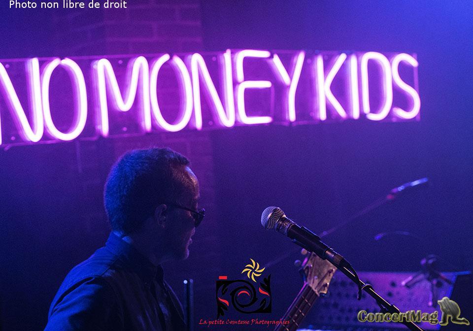 """photo 37 CM - No Money Kids : une release party de """"Trouble"""" pop et survoltée"""