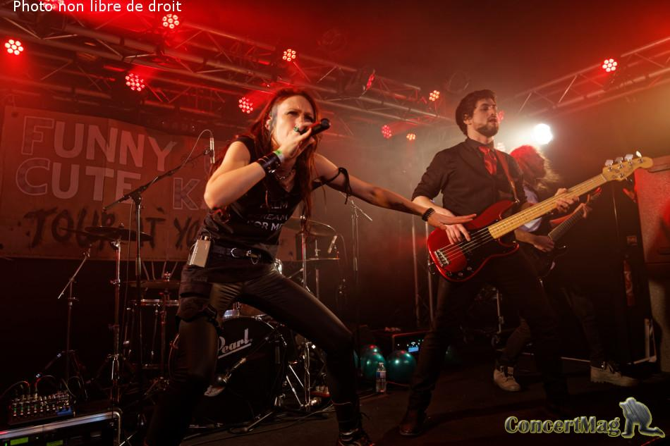 308A4932 DxO - Bunny Party - La Boule Noire, Paris - Chronique d'un metalhead presque comme les autres